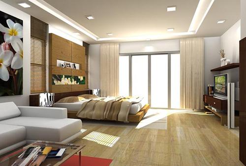 ทิศทางแสงและอากาศในห้องนอน