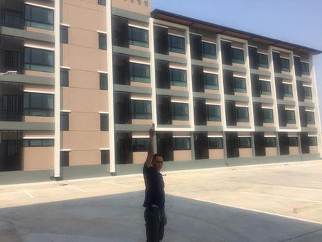 ผ้าม่านคอนโด 126 ห้อง อ. บางพลี จ.สมุทรปราการ